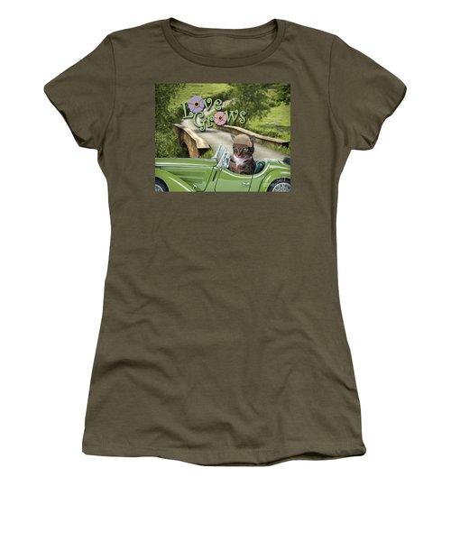 Love Grows Women's T-Shirt