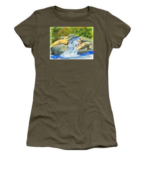Lower Burch Creek Women's T-Shirt