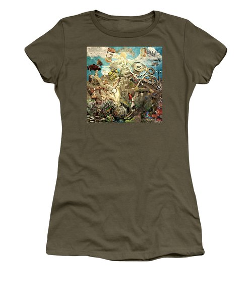 Lucid Dreaming Women's T-Shirt (Athletic Fit)
