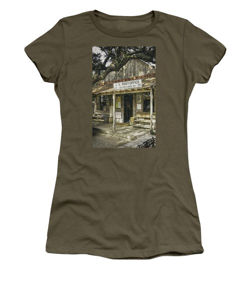 Luckenbach Women's T-Shirt (Athletic Fit)