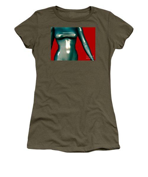 2 -mademoiselle Contenu Les Bleu Women's T-Shirt