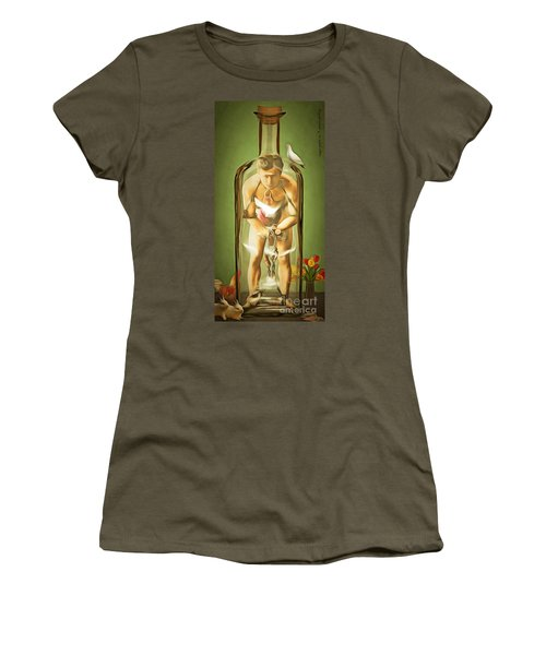 Magic Potion Number 9 Patent Pending 20140922 Women's T-Shirt