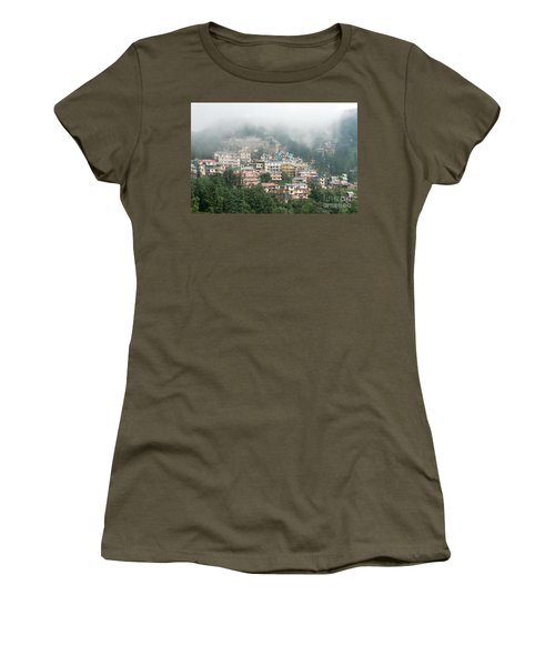 Maleod Ganj Of Dharamsala Women's T-Shirt