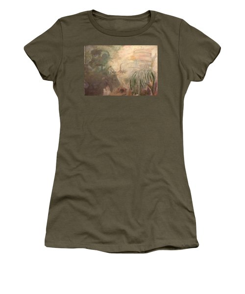 Man And Woman No. A Women's T-Shirt (Athletic Fit)