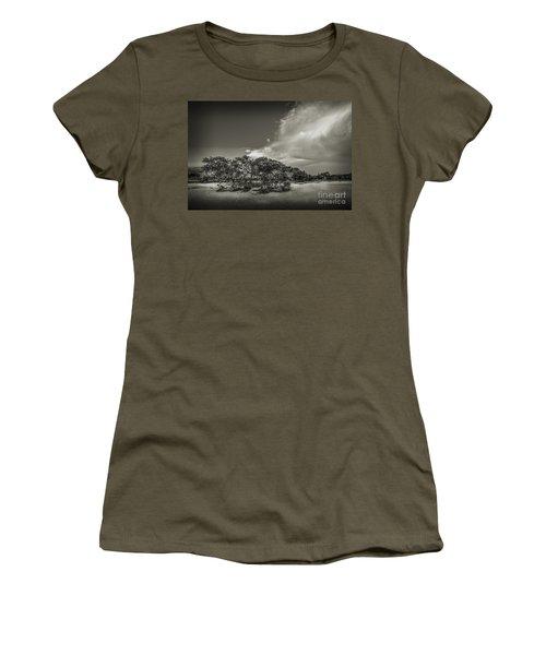 Mangrove At Low Tide Women's T-Shirt