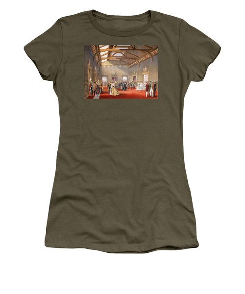 Marshalling The Procession Of The Bride Women's T-Shirt