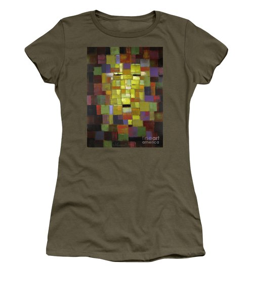 Mask Of Color Women's T-Shirt