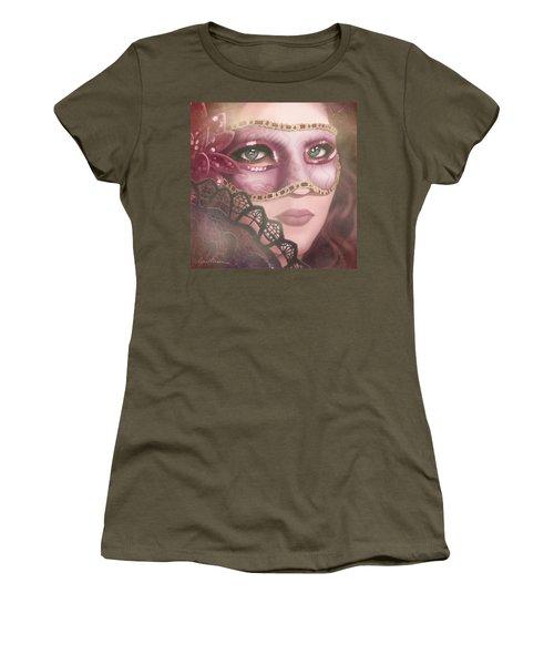 Masked Iv Women's T-Shirt