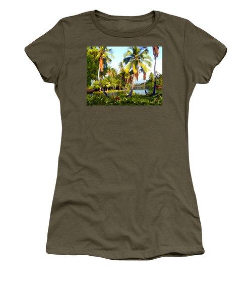 Mauna Lani Fish Ponds Women's T-Shirt
