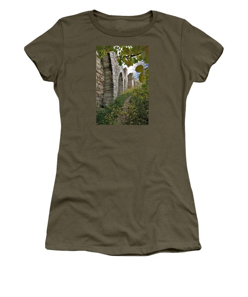 Medieval Town Wall Women's T-Shirt