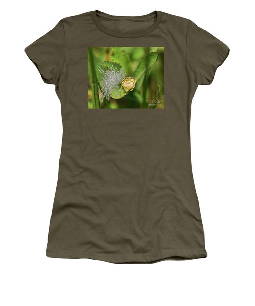 Women's T-Shirt (Junior Cut) featuring the photograph Memories by Olga Hamilton