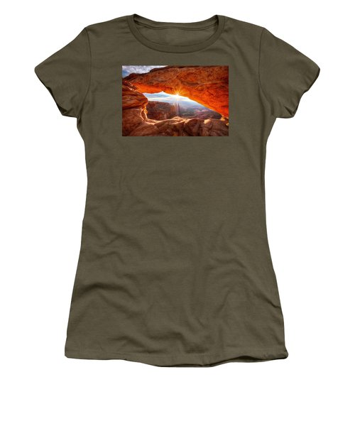 Mesa's Sunrise Women's T-Shirt
