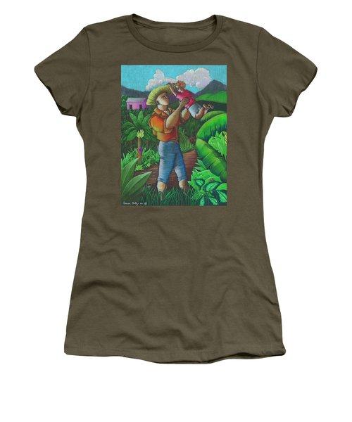 Mi Futuro Y Mi Tierra Women's T-Shirt