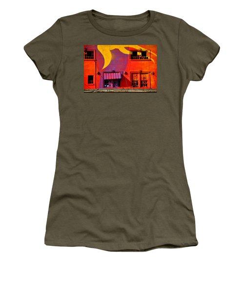 Migrate Detail 1 Women's T-Shirt
