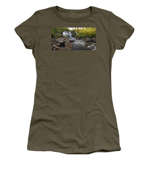 Mink Falls Women's T-Shirt