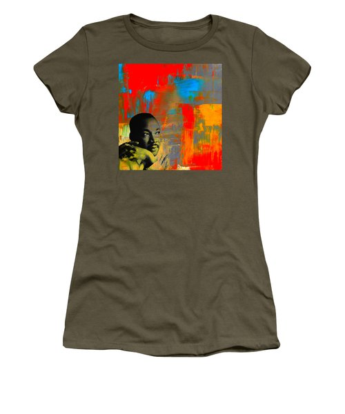 Mlk Dreams Women's T-Shirt