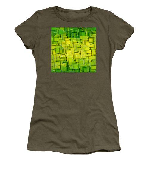 Modern Abstract Xxxiii Women's T-Shirt