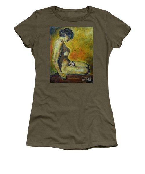 Moment Of Silence Women's T-Shirt