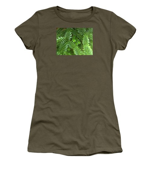 Monkey Puzzle Women's T-Shirt (Athletic Fit)