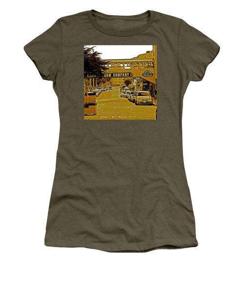 Monterey Cannery Row Company Women's T-Shirt