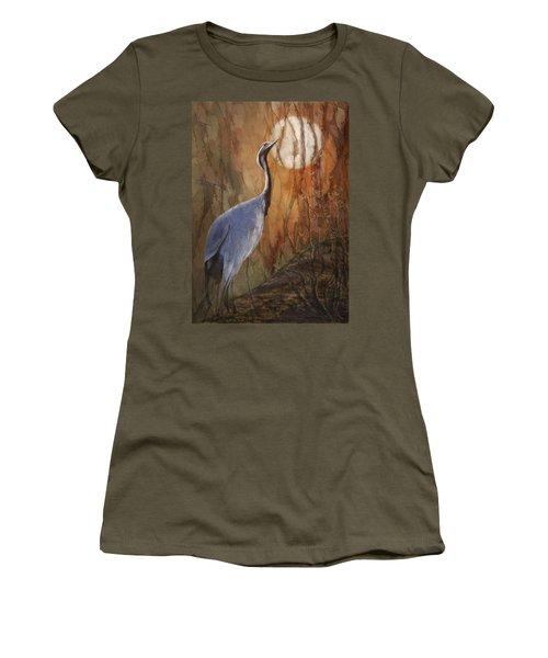 Moon Watch Women's T-Shirt