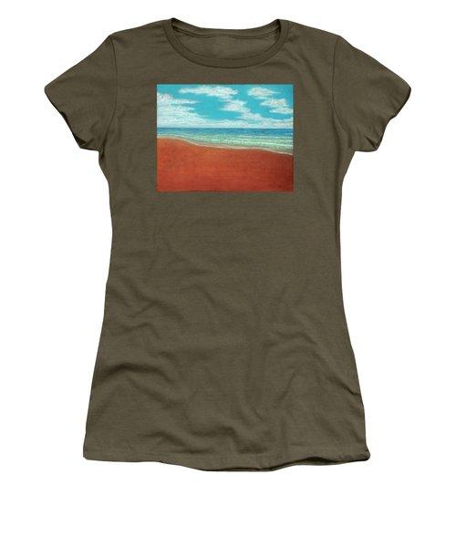 Moonset A Women's T-Shirt