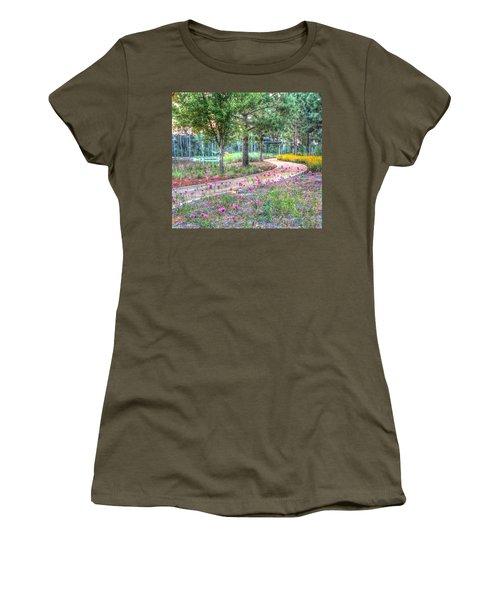 Moore Garden Stroll Women's T-Shirt