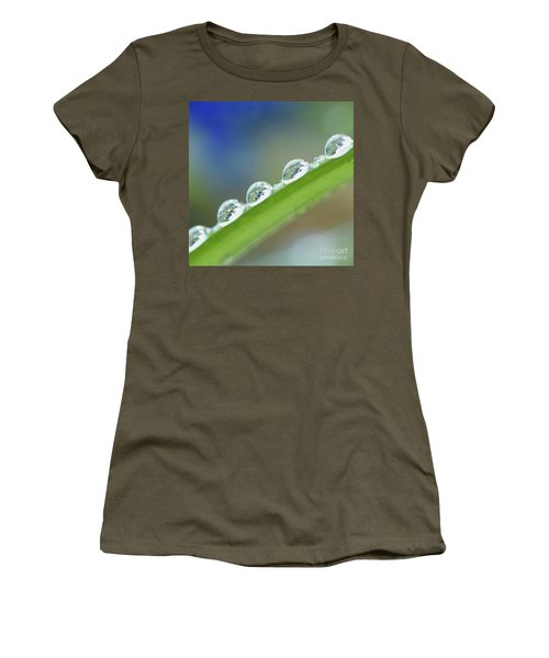 Morning Dew Drops Women's T-Shirt