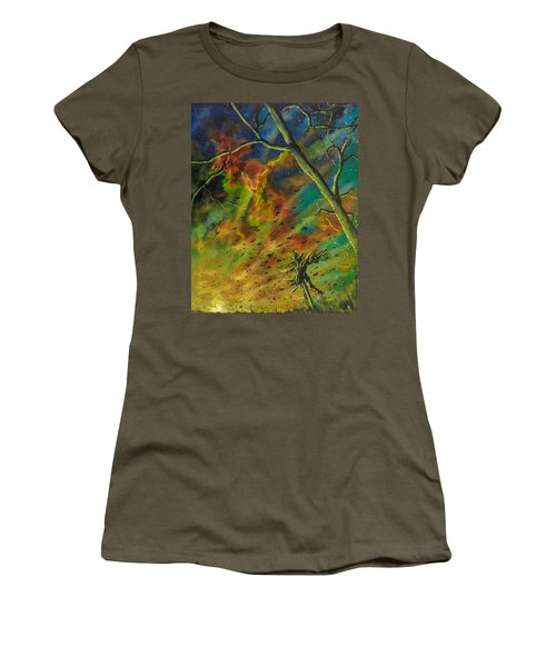 Morning Flight Women's T-Shirt