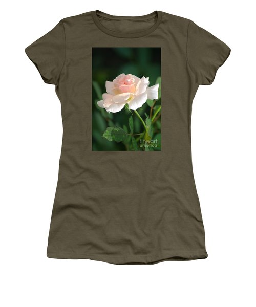 Morning Has Broken Women's T-Shirt (Junior Cut) by Living Color Photography Lorraine Lynch