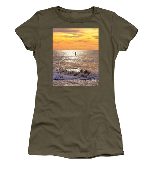 Sunrise Solitude Women's T-Shirt