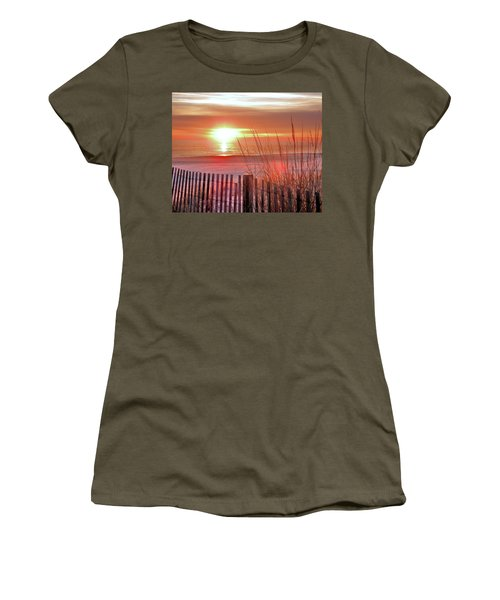 Morning Sandfire Women's T-Shirt
