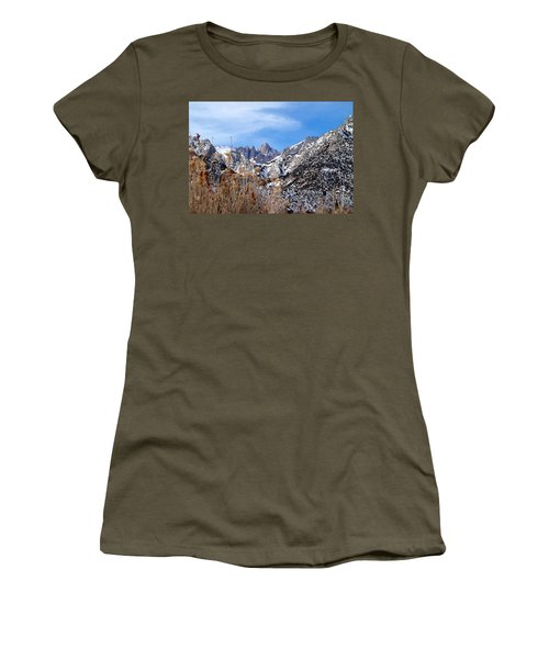 Mount Whitney - California Women's T-Shirt