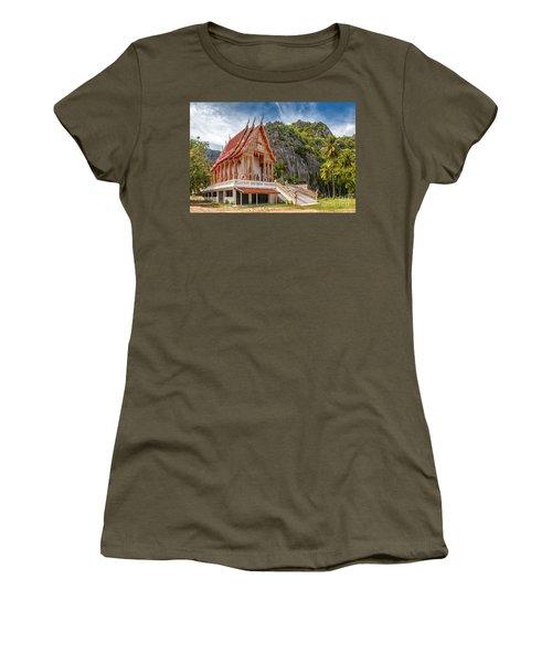 Mountain Temple Women's T-Shirt