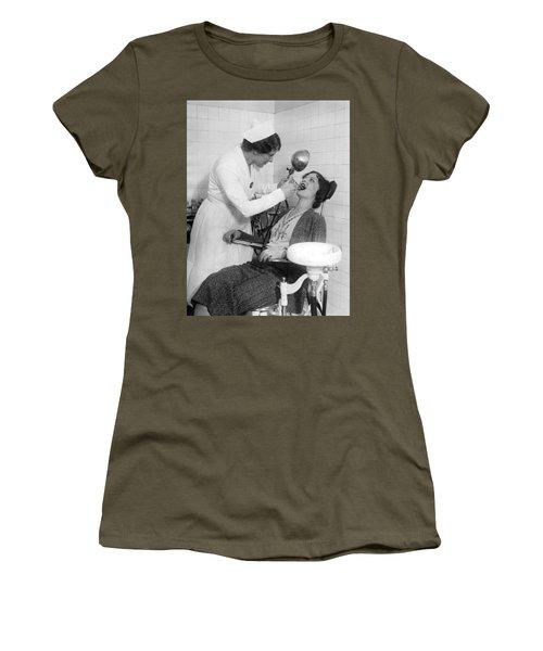 Movie Theater Hospital Room Women's T-Shirt