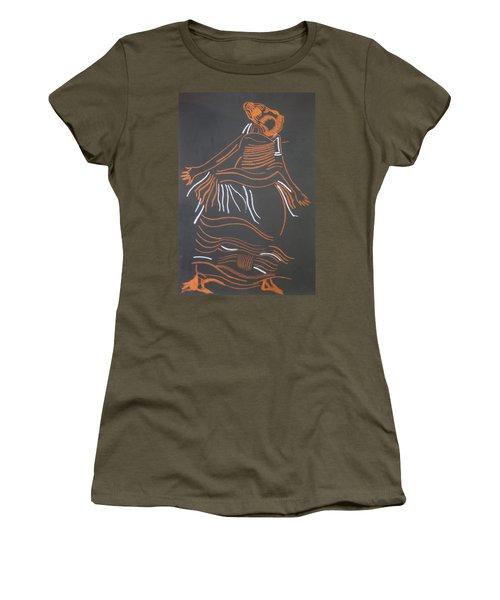 Muganda Lady - Uganda Women's T-Shirt