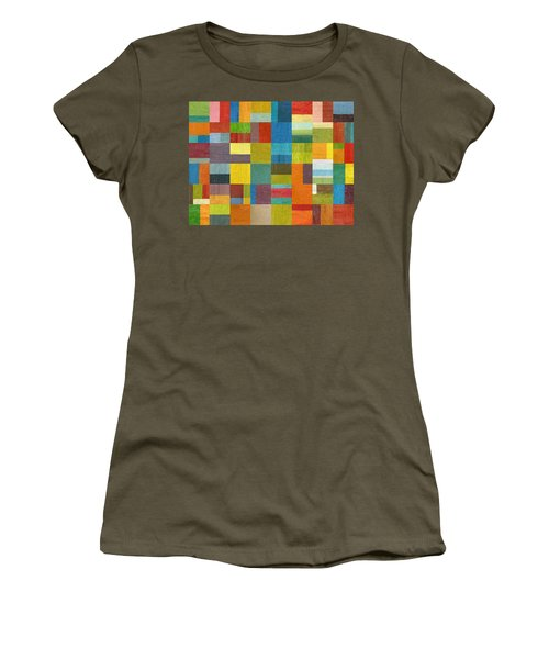 Multiple Exposures Lll Women's T-Shirt