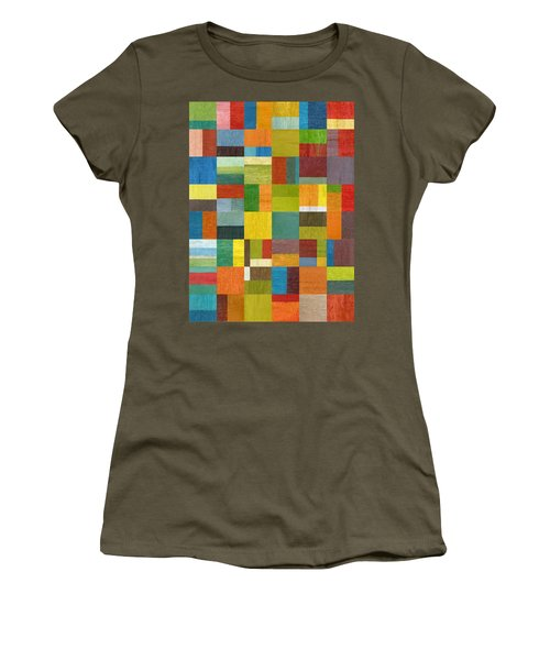 Multiple Exposures Lv Women's T-Shirt