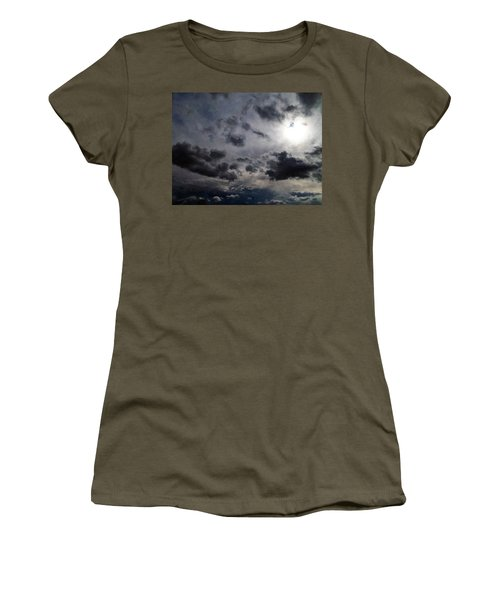 Mystery Of The Sky Women's T-Shirt