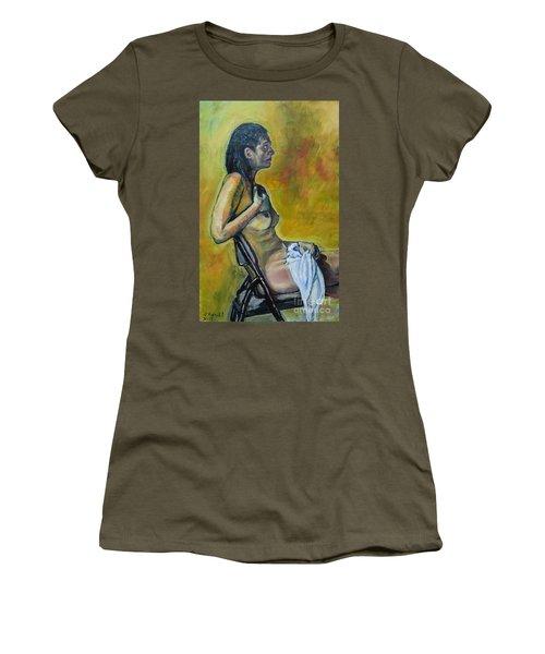 Naked Tellervo 1 Women's T-Shirt