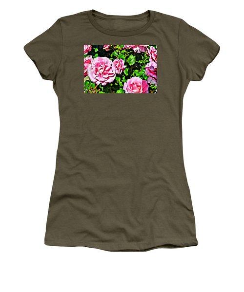 Nana's Roses Women's T-Shirt