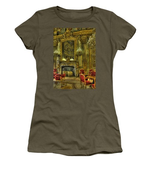 Napoleon IIi Room Women's T-Shirt (Athletic Fit)