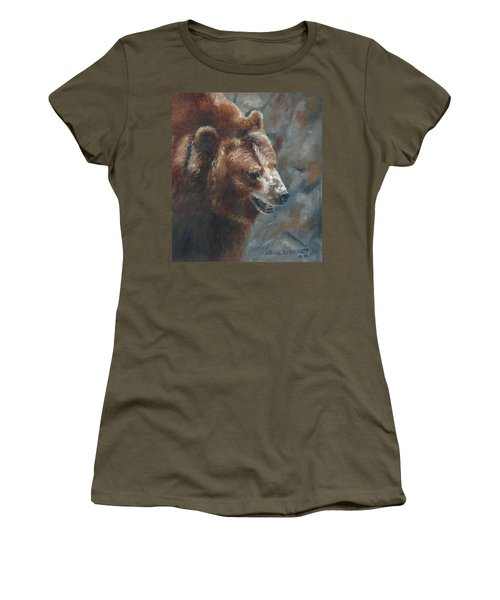 Nate - The Bear Women's T-Shirt