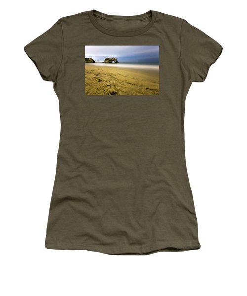 Natural Bridges Women's T-Shirt (Athletic Fit)