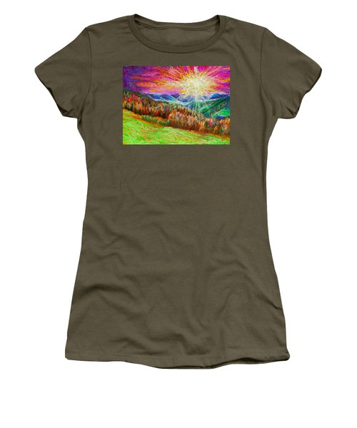Nature 1  25 2015 Women's T-Shirt