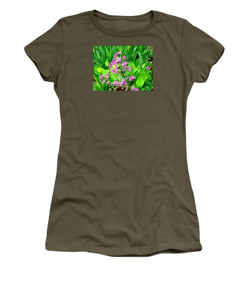 Nature Kingdom Women's T-Shirt (Athletic Fit)