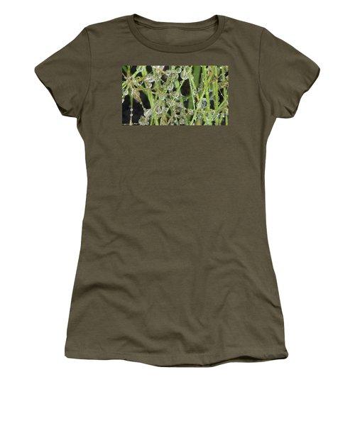 Natures Diamonds Women's T-Shirt (Junior Cut) by Susan Garren