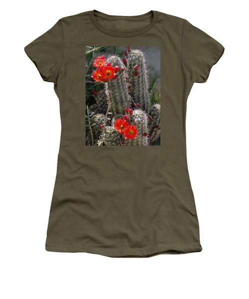 New Mexico Cactus Women's T-Shirt