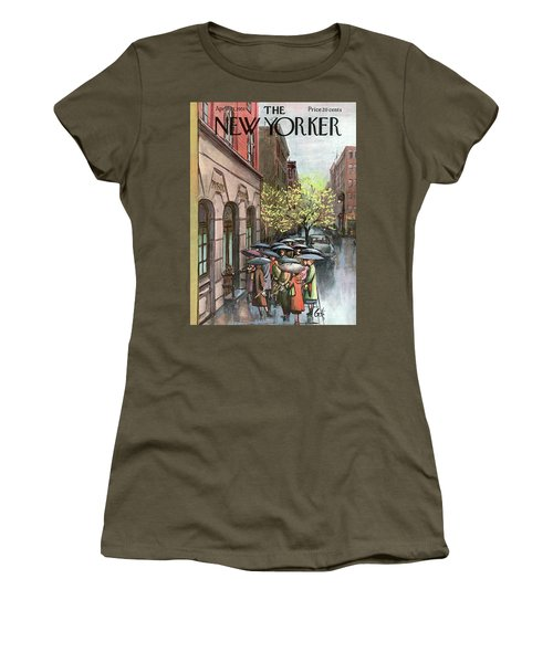 New Yorker April 21st, 1951 Women's T-Shirt
