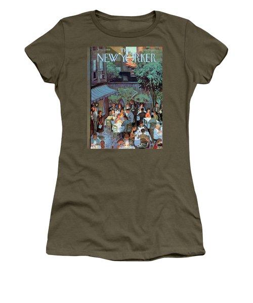 New Yorker August 2nd, 1958 Women's T-Shirt